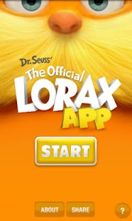 The Official Lorax App - screenshot thumbnail