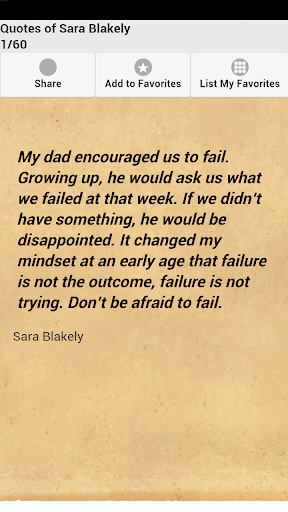 Quotes of Sara Blakely
