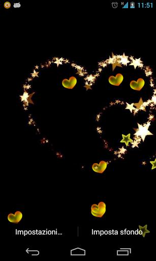 心臟星光現場壁紙愛