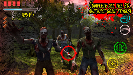 Devil Slayer Gunman - screenshot thumbnail
