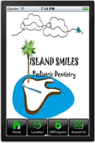 Island Smiles PDentistry App