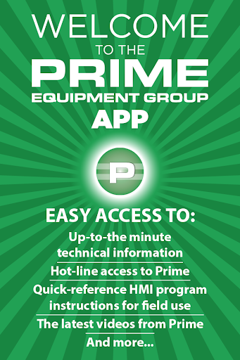 Prime Equipment Connect