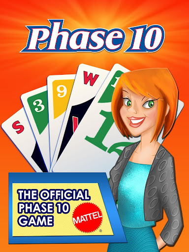 Phase 10 - Play With Friends