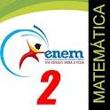 ENEM Apostila de Matemática 2 logo