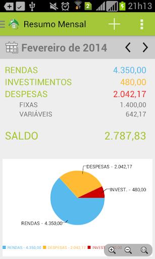 ORCDOM - Orçamento Doméstico