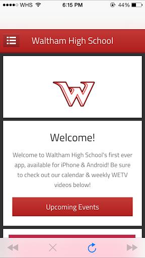 Waltham High School