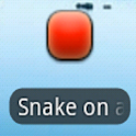 Snake on a Phone logo