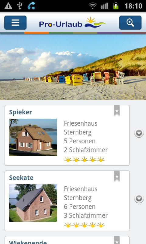 Pro-Urlaub- screenshot