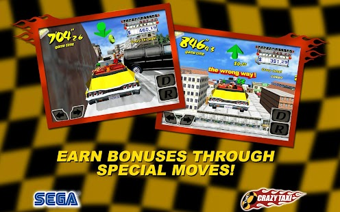 Crazy Taxi Classic™ Screenshot 9