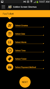 Golden Screen Cinemas - screenshot thumbnail