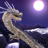 Moon Dragon Waterfall