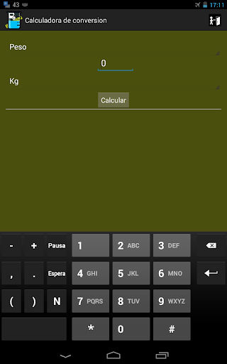 【免費教育App】Calculadora de conversion-APP點子
