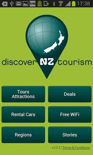 Discover NZ Tourism Phone