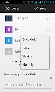 Expense Manager -Money Tracker v1.0