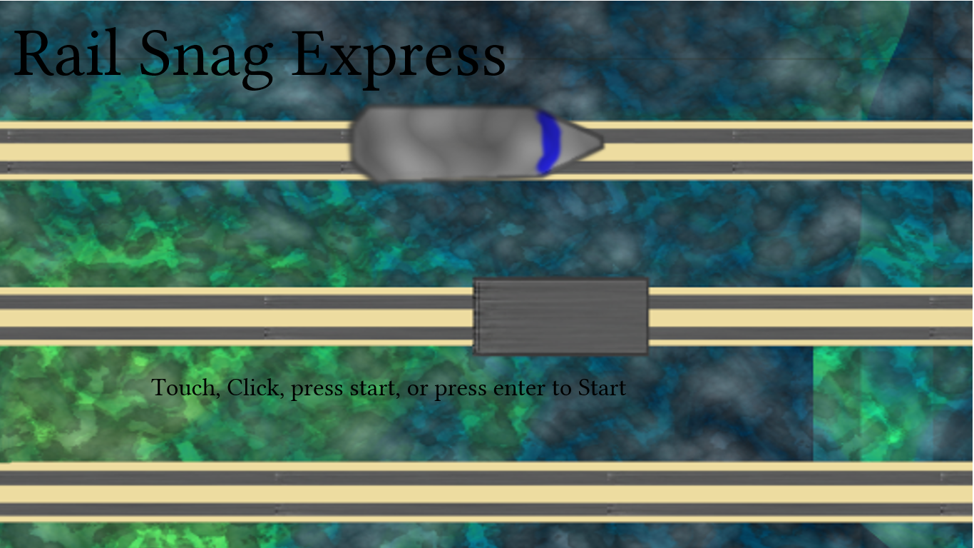 Rail Snag Express- screenshot