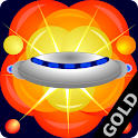 Space Stunts:The Escape (Gold) icon