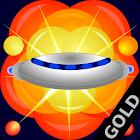 Space Stunts:The Escape (Gold) icon