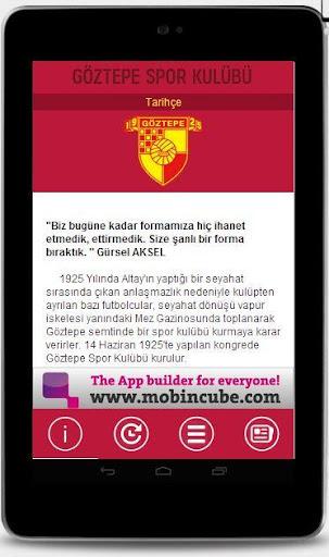 【免費運動App】Göztepe SK-APP點子