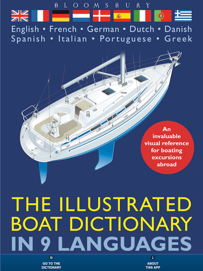 Illustrated Boat Dictionary- screenshot