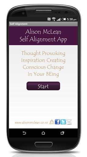 Self Alignment Trial