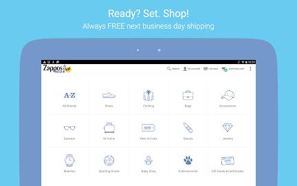 Zappos: Shoes, Clothes, & More Screenshot 1