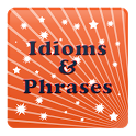 Idioms and Phrases Dictionary! icon