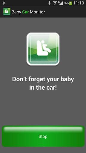 Baby Car Monitor