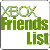 XBOXLive-Friends List