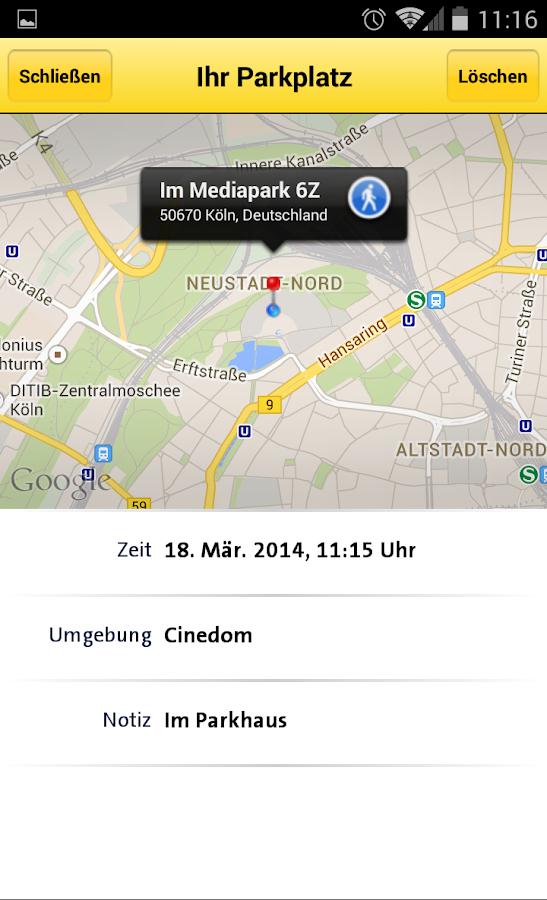 AachenMünchener Service- screenshot