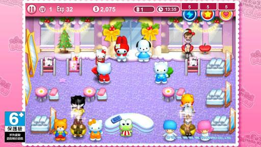 Hello Kitty Beauty Salon: 聖誕篇