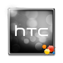 HTC Sense 2.1 Skin- WhiteSense logo