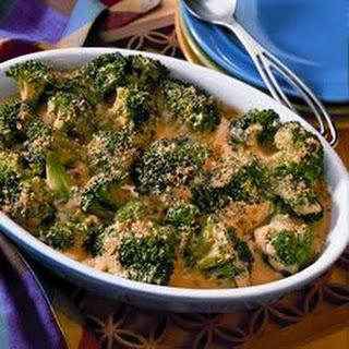 1-2-3 Cheddar Broccoli Casserole