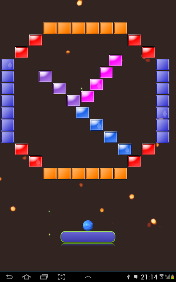 Wall BreakerZ Free- screenshot