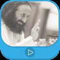 Live Satsang with Sri Sri icon