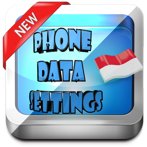 Indonesia Phone Data Settings