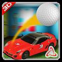 Toy Car Mini Golf 3D icon