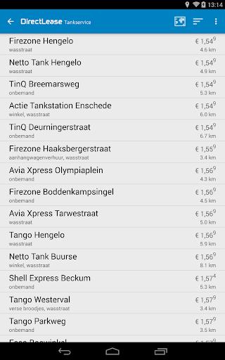 Android/PC/Windows için DirectLease Tankservice Uygulamalar (apk) ücretsiz indir screenshot