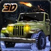 Army War Truck Driver Sim 3D