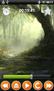 Forest Sounds Nature To Sleep- screenshot thumbnail