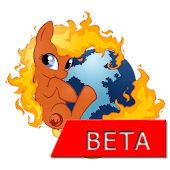Firefox Beta Pony