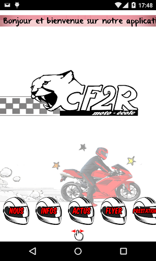 Fiches Moto - CF2Roues