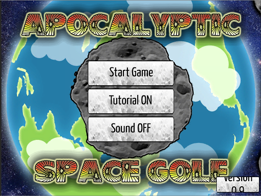 Apocalyptic Space Golf
