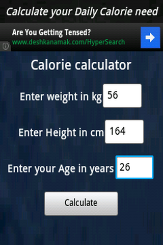 Health and Nutrition Guide- screenshot