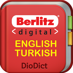 English->Turkish Dictionary 書籍 App LOGO-APP試玩
