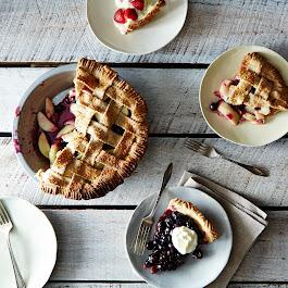 Summer Dessert Plates (Set of 4)