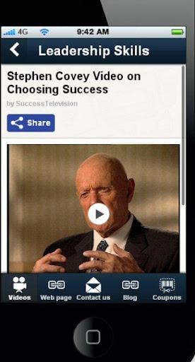 Leadership Skills Videos