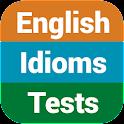 English Idioms Test icon