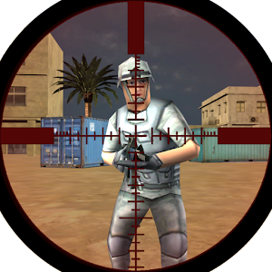 Desert Sniper Shooting 3D for PC and MAC