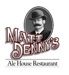 Logo for Matt Denny's Ale House Restaurant