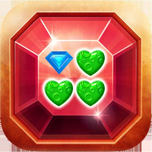 寶石閃電戰(珠寶流行音樂) 街機 App LOGO-APP試玩